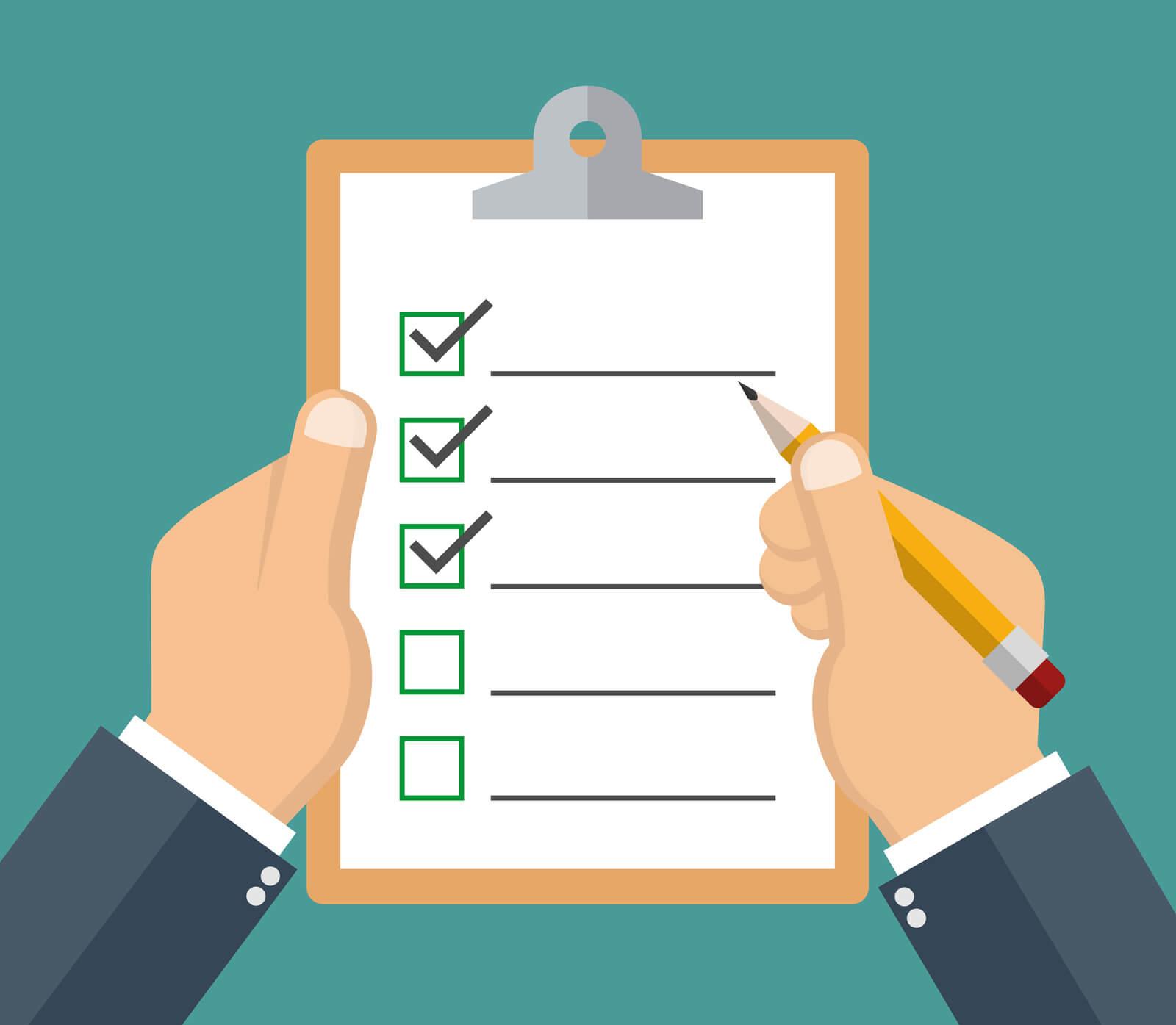 Website Design Package Checklist