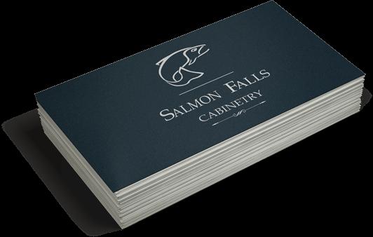 Linen Business Card