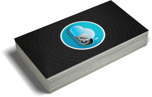 ULTRA Premium Business Card