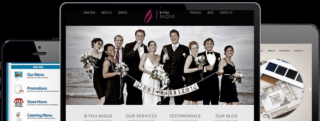 Website Design Hero